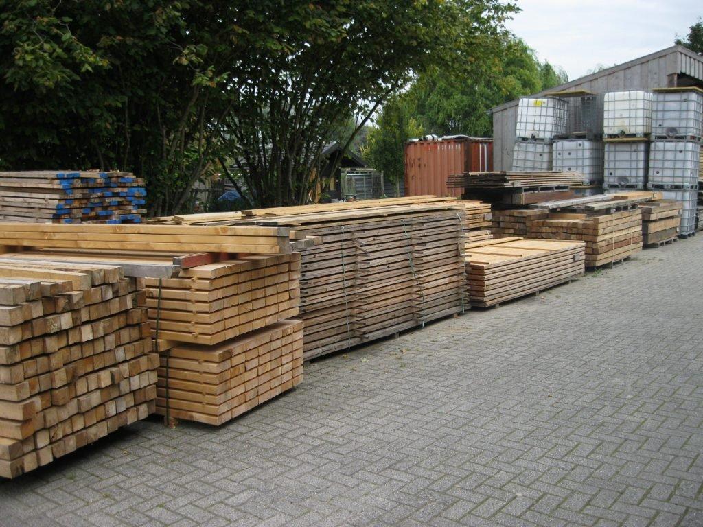Buitenleven Sloophout Roosendaal