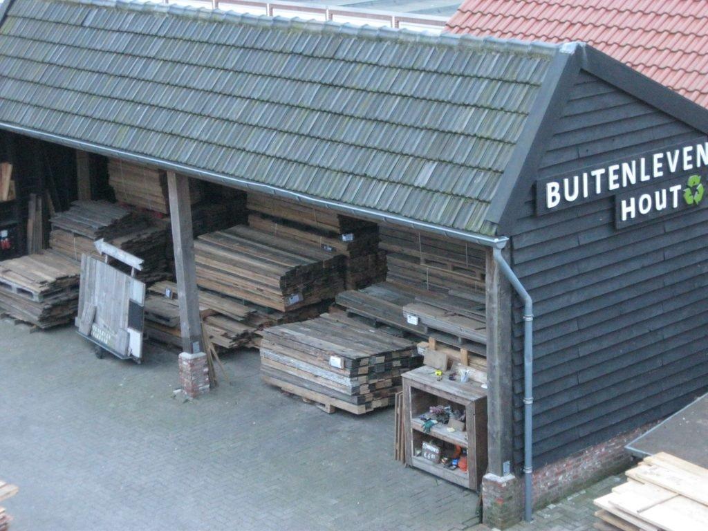 Buitenleven Roosendaal, loods 1