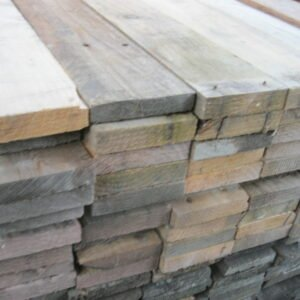 Sloophouten planken 17x95 ruw
