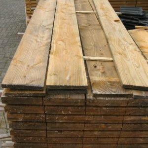 Douglas planken 25x250mm