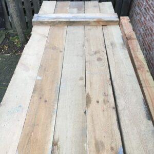 gebruikte steigerplank