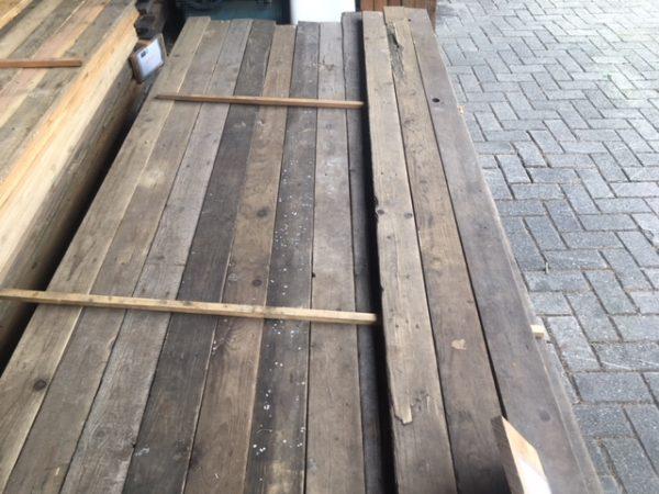 tenten planken sloophout