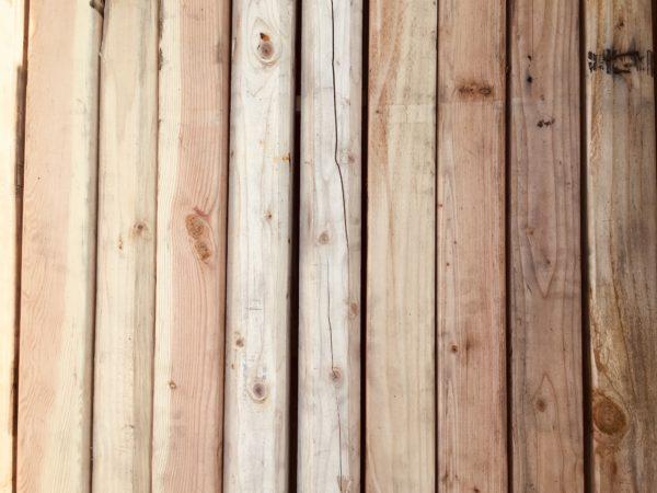 sloophout Douglas balken